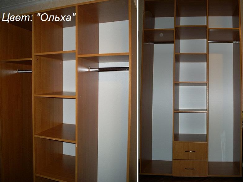 Шкаф - 6, шкаф трьохдверный, шкаф 6 цвет ольха, шкаф 3 двери фото, шкафы со склада, недорогой шкаф, дешевые шкафы фото