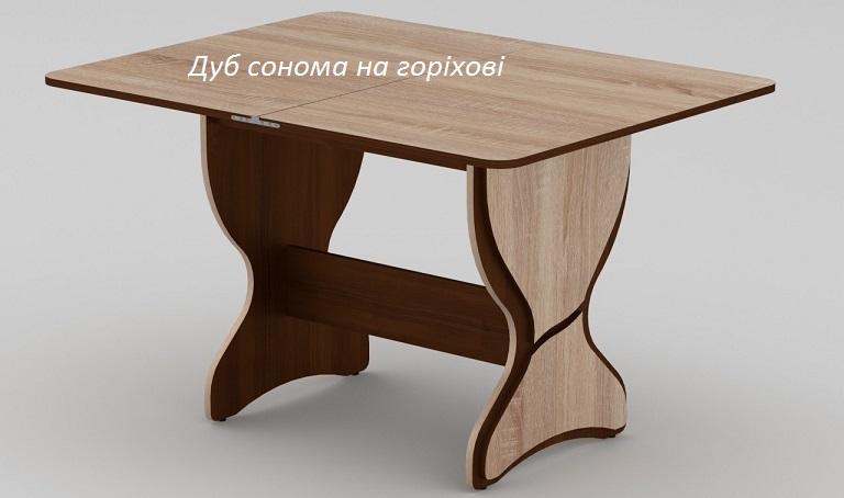 Стіл кухонний фото, купити стіл кухонний розкладний в Києві